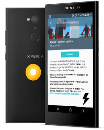 Sony Xperia L2 March 2018 Firmware 49 0 A 4 55 | Sony and