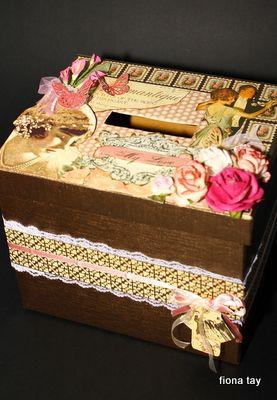 Ang Bao Box Ang Bao Money Box Wedding Box