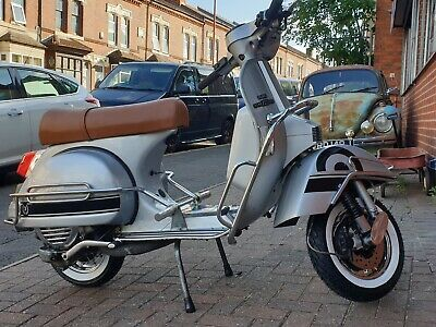 For Sale 2008 Lml Star Deluxe 2t Manual Low Mileage Lovely Scooter Px 125 Vespa Mopeds For Sale Scooters For Sale Scooter