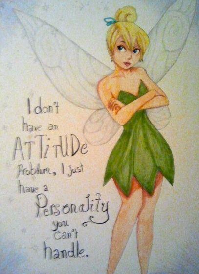 Tinker Bell by Orenjihime.deviantart.com