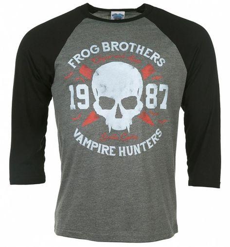 Frog Bros Vampire Hunters Hoody Lost Boys Inspired mens ladies unisex hoodie 16