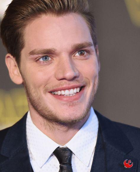 Dom Sherwood- his eyes #men'sbeauty #men's #beauty #smile