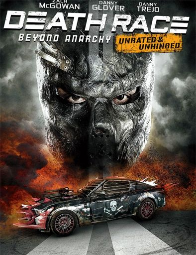 La Carrera De La Muerte 4 Death Race Anarchy Full Movies