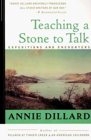 annie dillard sight into insight thesis