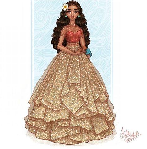 Imagens inspiradoras baseadas nos personagens da Disney. #disneyarts #Disney