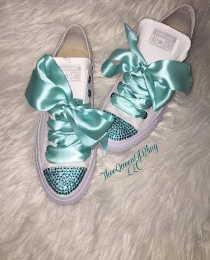 33 Ideas For Wedding Shoes Sneakers Tiffany Blue Sneakers Blue