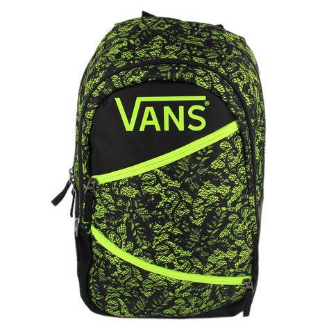 cliente primero gran calidad calidad Mochila de la marca Vans, perfecta para esta temporada ...