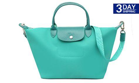 Get 75% #discount on Longchamp Le Pliage Neo Medium
