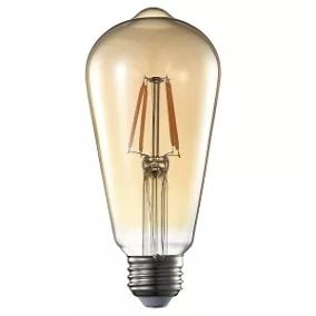 708751b7ea7 Foco Edison Vintage Retro Led Luz Calida Clasico 4w