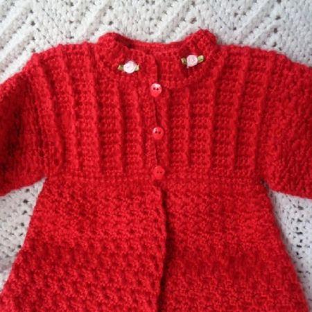 34967d968 Girls Christmas Sweater n Headband Set Magdalene Knits