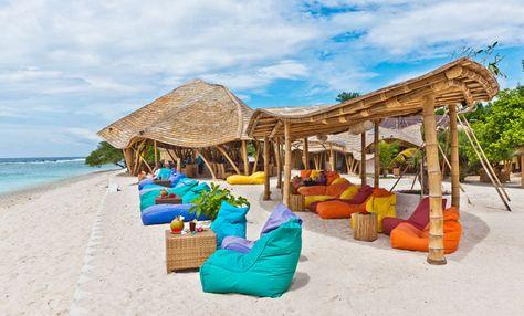 The beautiful Gili Islands