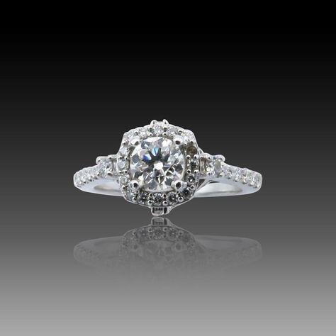 bague diamant a vendre