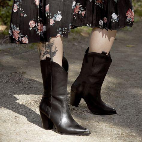 Kentucky Western Boots Women black
