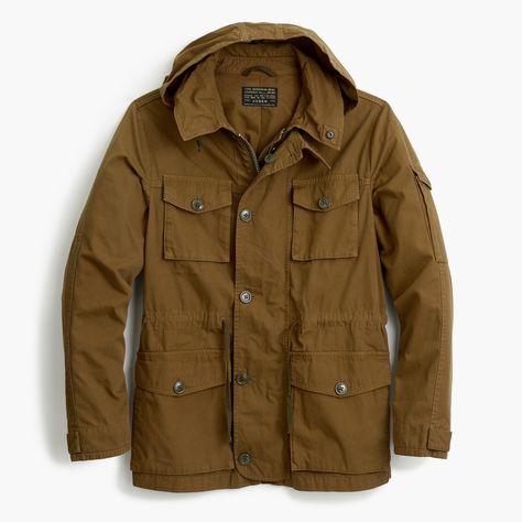 Field mechanic jacket