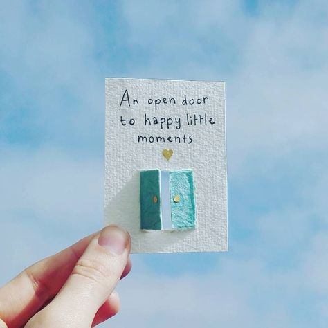Kaartje van Happy Little Moment met de tekst