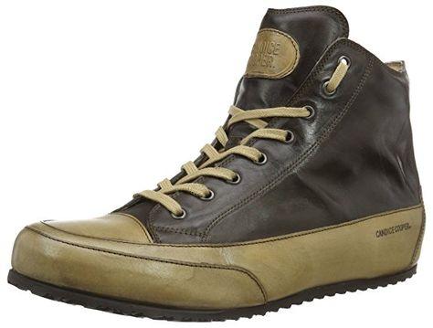 Candice Cooper Herren High Hohe Sneakers, Mehrfarbig (Tmoro