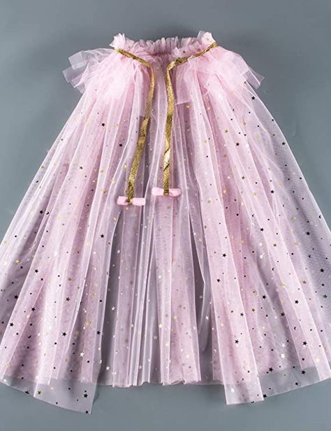 Party Chili Princess Cape Cloaks for Little Girls Dress Up Little Girl Princess Dresses, Little Girl Dress Up, Princess Tutu Dresses, Girls Dress Up, Dress Up Outfits, Princess Outfits, Toddler Girl Dresses, Baby Dress, Kids Outfits