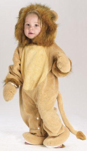 Princess Paradise Kids Cuddly Little Lion Costume