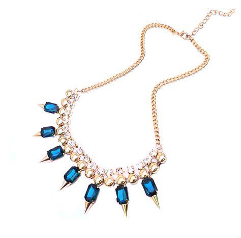 Geometric Gunmetal Triangle Spike Earrings Festival Boho Geo Vintage Jewellery