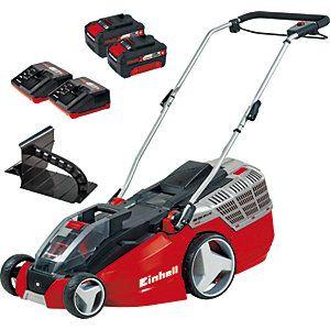 Einhell Ge Cm 43 Li M Kit 2x4 0ah Cordless Lawn Mower Cordless Lawn Mower Lawn Mower Lawn
