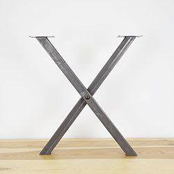 Boutique De Pieds De Tables Basses Et Hautes En Acier Ripaton Pieds De Table Table En Acier Pied Table Basse