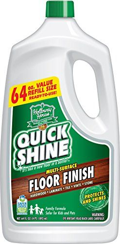 Quick Shine Multi Surface Floor Finish And Polish 64 Oz Https Www Amazon Com Dp B007tsjlce Ref Quick Shine Hardwood Quick Shine Floor Finish Quick Shine
