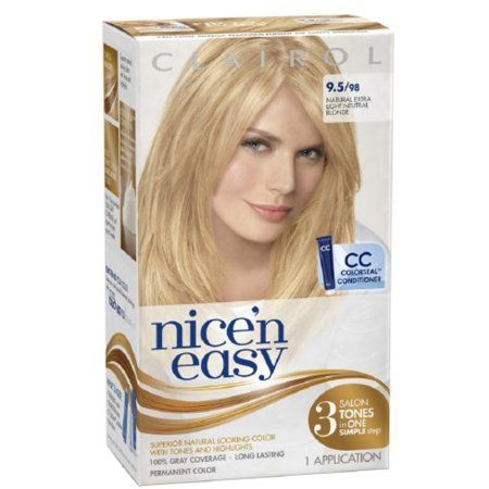 Beauty Hair Color Medium Ash Blonde Ash Blonde