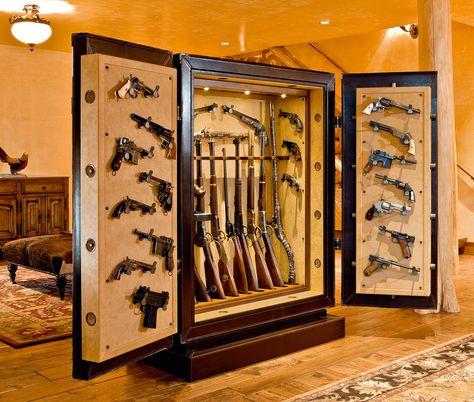 Gun safes
