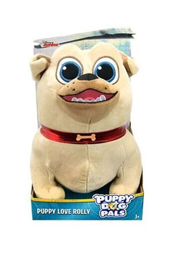 Puppy Dog Pals Puppy Love Rolly Plush Dog Toys Puppy Love Dogs