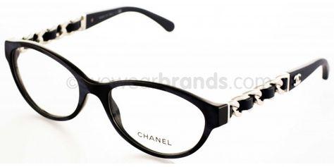 3286b463c Chanel CH3223Q C1296 BLUE/SILVER Chanel Frames | FREE Prescription Lenses |  Worldwide Delivery