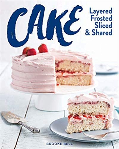 Pdf Download Cake Layered Frosted Sliced Delicious Cake Recipes White Cake With Strawberries Recipe Cake Recipes