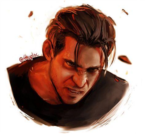 Rafe Adler (Uncharted 4) by Shuploc