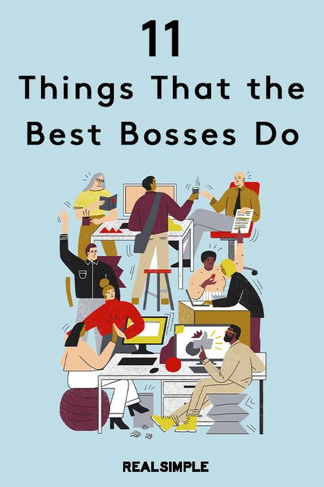 How to be a good boss? Copy these qualities, habits, and plain-old good policies that top managers live by.