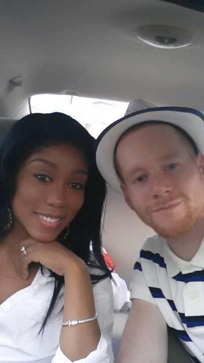 Black black interracial woman