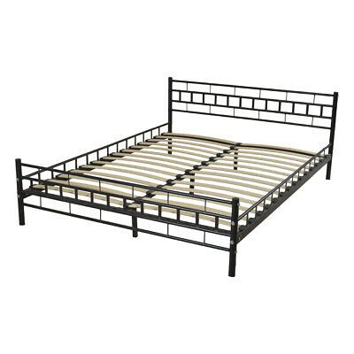 Advertisement Wooden Bed Slat And Metal Iron Stand Queen Size Mattress Iron Bed Black Wooden Bed Slats Headboard And Footboard Steel Bed Frame