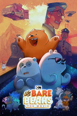Chatty Patty S Place We Bare Bears The Movie Giveaway 2 Winners Ends In 2020 We Bare Bears Bare Bears Movies Online