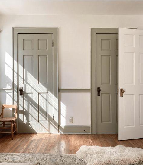 Interior Trim, Interior And Exterior, Interior Walls, Casa Real, Boho Home, Interiores Design, White Walls, Home Decor Inspiration, My Dream Home