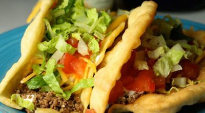 Don't Go To Taco Bell Tonight…Make These Homemade Fluffy & Crunchy Chalupas At Home Instead.