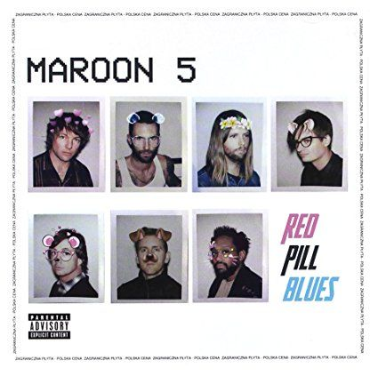 Maroon5 Mp3song Mp3 Download Downloadfree Free 320 Kbps Newmusic Music Sale And Distribution Of Music Erd Erdmusic Maroon 5 Album Covers Red Pill