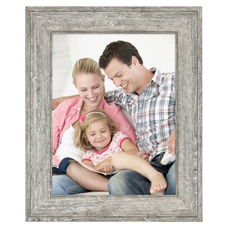 Mainstays 8 5 X 11 Tabletop Picture Frame Rustic Gray Walmart Com Tabletop Picture Frames