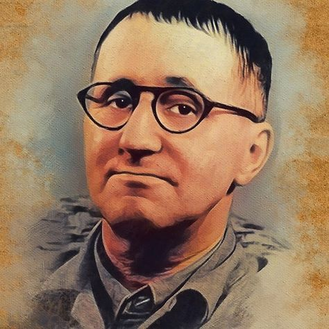 'Bertolt Brecht, Literary Legend' by SerpentFilms