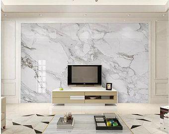 White Gold Sparkle Marble Wallpaper 3d Wall Sticker Decor Ceiling Wall Mural Self Adhesive Exclusive Design Photo Wallpaper Decoracao Sala De Tv Decoracao De Consultorios Decoracao Da Sala