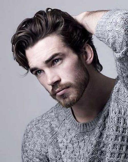 neueste männer frisuren für dickes haar | lockige frisuren