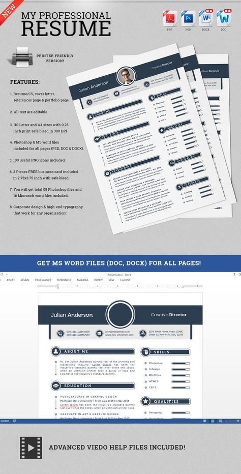 Resume Box for Job Experts Vol2 by SNIPESCIENTIST on
