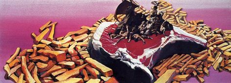 Onze Variations sur le Radeau de la Méduse ou la Dérive de la société » 1974-1975 Les Malassis (Merci Geneviève)