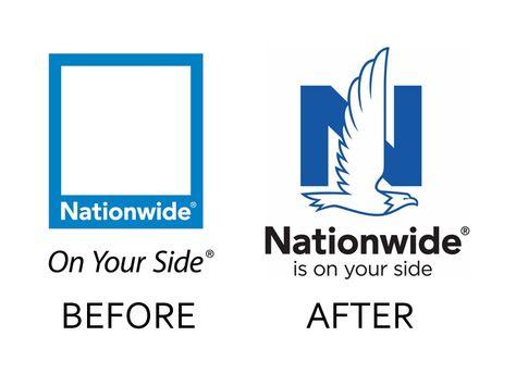 Nationwide Insurance - Old Logo Nationwide Insurance Pinterest - copy blueprint medicines analyst coverage