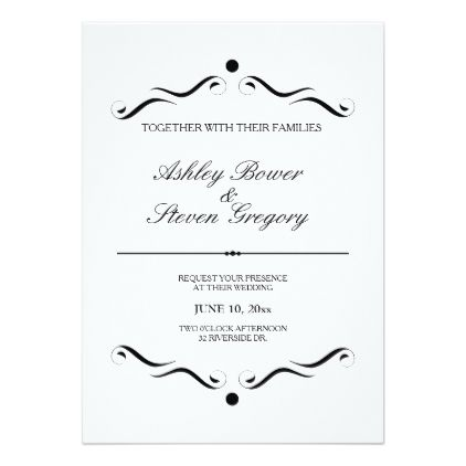 White Formal Wedding Invitation Wedding Invitations Cards Custom Invitation Card Design M Formal Wedding Invitations Wedding Invitations Marriage Invitations