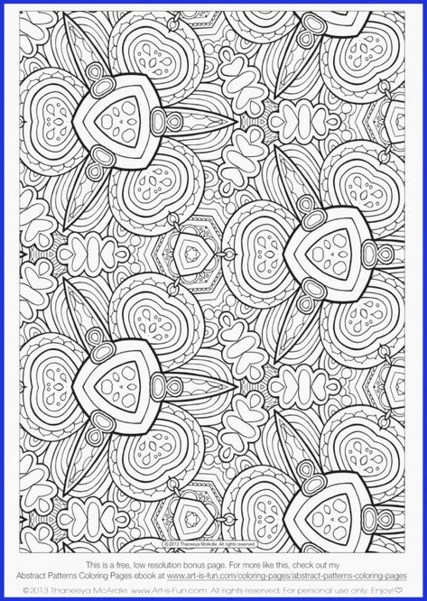 Coloring Pages Tattoo Designs Fresh Simple Abstract Designs