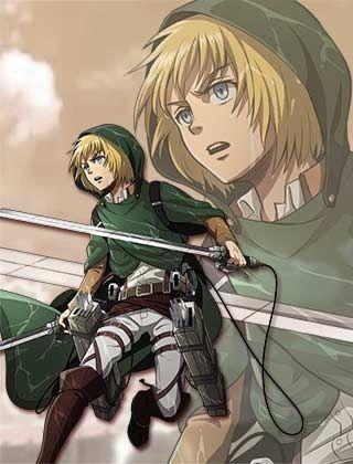 50 Ide Armin Arlert Animasi Gambar Anime Attack On Titan