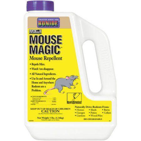 Household Essentials Mice Repellent Pest Control Garden Pests